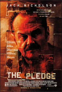 """The Pledge & Others Lot (Warner Brothers, 2001). One Sheets (4) (27"""" X 41"""", 27"""" X 40"""") DS. D..."""