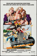 """Movie Posters:Crime, Big Bad Mama & Other Lot (New World, 1974). One Sheets (2) (27""""X 41""""). Crime.. ... (Total: 2 Items)"""