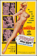 "Movie Posters:Sexploitation, Playgirl After Dark (Topaz, 1961). One Sheet (27"" X 41"") Style A.Sexploitation.. ..."