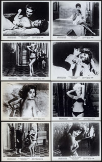 "The Playgirls and the Vampire (Fanfare, 1963). Photos (21) (8"" X 10""). Horror. ... (Total: 21 Items)"