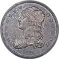 Bust Quarters, 1831 25C Small Letters, B-2, R.2, MS64 PCGS....
