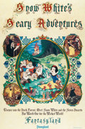 "Animation Art:Poster, ""Snow White's Scary Adventures"" Disneyland Park Poster (WaltDisney, 1983). ..."