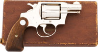 Boxed Colt Detective Special Model Double Action Revolver