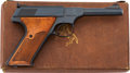 Handguns:Semiautomatic Pistol, Boxed Colt Woodsman Second Series Sport Model Semi-Automatic Pistol....