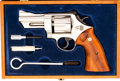 Handguns:Double Action Revolver, Cased Smith & Wesson Model 27-2 Double Action Revolver....