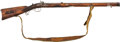 Long Guns:Muzzle loading, German Jaeger Percussion Rifle Presented to Colonel John Hays by The German Association....