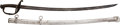 Edged Weapons:Swords, Non-Regulation Model 150 Foot Officers' Sword....