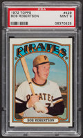 Baseball Cards:Singles (1970-Now), 1972 Topps Bob Robertson #429 PSA Mint 9 - Only Three Higher. ...