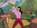 Animation Art:Production Cel, Peter Pan Captain Hook Production Cel (Walt Disney, 1953). ...