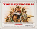 """Movie Posters:Western, The Revengers & Others Lot (National General, 1972). HalfSheets (5) (22"""" X 28""""). Western.. ... (Total: 5 Items)"""