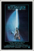 """Movie Posters:Science Fiction, Return of the Jedi (20th Century Fox, 1983). One Sheet (27"""" X 41"""") Style A. Science Fiction.. ..."""