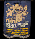 "Movie Posters:Musical, Rebecca of Sunnybrook Farm (20th Century Fox, 1938). Banner (48"" X51""). Musical.. ..."