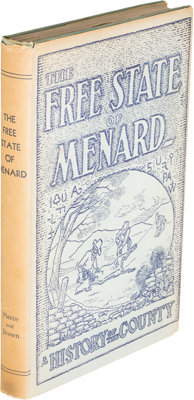 N.H. Pierce. The Free State of Menard