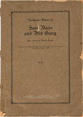 Books, A Citizen of Denton County. Authentic History of Sam Bass and His Gang.... (Total: 2 )