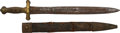 Edged Weapons:Swords, Republic of Texas Model 1832 Foot Artillery Sword....