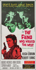Movie Posters:Western, The Fiend Who Walked the West (20th Century Fox, 1958).