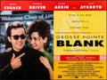 """Movie Posters:Comedy, Grosse Pointe Blank & Other Lot (Buena Vista, 1997). BritishQuads (2) (30"""" X 40"""") DS. Comedy.. ... (Total: 2 Item..."""