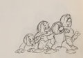 Animation Art:Production Drawing, Snow White and the Seven Dwarfs Grumpy Animation RoughsGroup of 11 (Walt Disney, 1937). ... (Total: 11 Items)