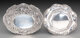 Two Gorham Silver Bon Bon Dishes, Providence, Rhode Island, circa 1897-1927 Marks: (lion-anchor-G), STERLING, (various)...