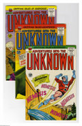 Silver Age (1956-1969):Horror, Adventures Into the Unknown Group (ACG, 1965-67) Condition: AverageFN/VF. This group consists of eight comics: #154 (Nemesi... (8Comic Books)