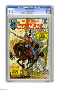 All-Star Western #8 (DC, 1971) CGC NM+ 9.6 Off-white to white pages. Tony DeZuniga cover. DeZuniga and Gil Kane art. Ove...