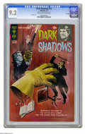 Bronze Age (1970-1979):Horror, Dark Shadows #12 File Copy (Gold Key, 1972) CGC NM- 9.2 Cream tooff-white pages. Joe Certa art. This is currently the highe...