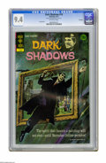 "Bronze Age (1970-1979):Horror, Dark Shadows #14 File Copy (Gold Key, 1972) CGC NM 9.4 Off-whitepages. Joe Certa art. CGC notes: ""From the Random House Arc..."
