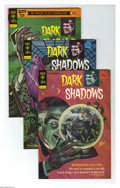 Bronze Age (1970-1979):Horror, Dark Shadows File Copies Group (Gold Key, 1973-74) Condition:Average VF+. This group consists of 12 comics: #22 (four copie...(12 Comic Books)