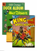 Silver Age (1956-1969):Miscellaneous, Dell/Gold Key Disney/Hanna-Barbera Group (Dell/Gold Key, 1948-69). This group contains various Disney and Hanna-Barbera titl... (30 Comic Books)