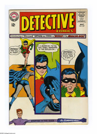 Detective Comics #327 (DC, 1964) Condition: VF. Elongated Man back-up features begin. New look for Batman. Cover and art...