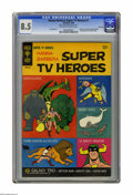 Silver Age (1956-1969):Superhero, Hanna-Barbera Super TV Heroes #1 File Copy (Gold Key, 1968) CGC VF+ 8.5 Off-white to white pages. Birdman, Herculoids, Might...