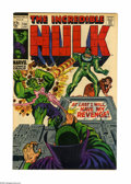 Silver Age (1956-1969):Superhero, The Incredible Hulk #114 (Marvel, 1969) Condition: VF/NM. Sandman and the Mandarin appear. Cover and art by Herb Trimpe. Ove...