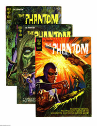 Phantom Group (Gold Key, 1965) Condition: Average VF/NM. This group contains issues #11 (3 copies), 12 (5 copies), and 1...
