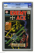 Silver Age (1956-1969):War, Showcase #57 Enemy Ace (DC, 1965) CGC FN 6.0 Cream to off-white pages. Fourth appearance of Enemy Ace. Joe Kubert cover and ...
