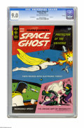 Silver Age (1956-1969):Superhero, Space Ghost #1 File Copy (Gold Key, 1967) CGC VF/NM 9.0 Off-white to white pages. One-shot. Overstreet 2005 VF/NM 9.0 value ...