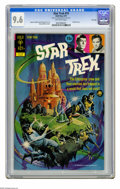 Bronze Age (1970-1979):Science Fiction, Star Trek #15 File Copy (Gold Key, 1972) CGC NM+ 9.6 Off-white pages. George Wilson painted cover. Alberto Giolitti and Giov...