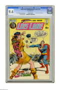 Bronze Age (1970-1979):Superhero, Superman's Girl Friend Lois Lane #110 (DC, 1971) CGC NM 9.4 Off-white pages. Rose and Thorn back-up story. Dick Giordano cov...