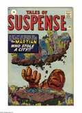 Silver Age (1956-1969):Adventure, Tales of Suspense #29 U.K. Edition (Marvel, 1962) Condition: VF. Cover by Jack Kirby. Art by Kirby, Steve Ditko, and Don Hec...