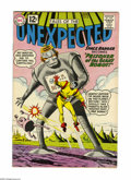 Golden Age (1938-1955):Science Fiction, Tales of the Unexpected #68 (DC, 1962) Condition: VF+. Space Rangerstory. Cover by Bob Brown. Interior art by Brown, Howard...