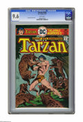 Bronze Age (1970-1979):Miscellaneous, Tarzan #246 (DC, 1976) CGC NM+ 9.6 White pages. Joe Kubert storyand cover. Overstreet 2005 NM- 9.2 value = $10. CGC census ...