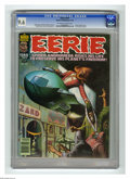 Magazines:Horror, Eerie #107 (Warren, 1979) CGC NM+ 9.6 Off-white to white pages. Romas Kukalis cover. Pablo Marcos and Leo Duranona art. Over...