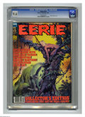 Magazines:Horror, Eerie #125 (Warren, 1981) CGC NM+ 9.6 Off-white pages. All Neal Adams issue. Overstreet 2005 NM- 9.2 value = $22. CGC census...
