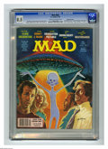 "Magazines:Mad, Mad #200 Gaines File Copy (EC, 1978) CGC VF+ 8.5 Cream to off-whitepages. ""Close Encounters of the Third Kind"" and ""Donny a..."
