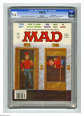 """Magazines:Mad, Mad #216 Gaines File Copy (EC, 1980) CGC NM+ 9.6 White pages. """"StarTrek: The Motion Picture"""" and """"Benson"""" parodies. Jack Ri..."""