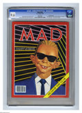 """Magazines:Mad, Mad #269 Gaines File Copy (EC, 1987) CGC NM+ 9.6 White pages. """"Max Headroom"""" cover by Richard Williams. """"Stand by Me"""" and """"I..."""