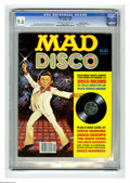 Magazines:Mad, Mad Disco #nn Gaines File Copy (EC, 1980) CGC NM+ 9.6 Off-white towhite pages. Includes Mad Disco record. Jack Rickard cove... (1 )