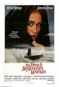 "Movie Posters:Drama, The French Lieutenant's Woman (United Artists, 1981). One Sheet (27"" X 41""). The 19th century love of Sarah (Meryl Streep) a..."