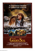 "Movie Posters:Adventure, The Golden Seal (Sam Goldwyn Co., 1983). One Sheet (27"" X 41"").Every seven years, the golden seal comes back to the Aleutia..."