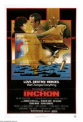 "Movie Posters:War, Inchon (MGM/UA, 1981). One Sheet (27"" X 41""). The story of theAmerican counterattack at Inchon during the Korean War was pr..."