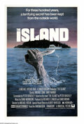 """Movie Posters:Adventure, The Island (Universal, 1980). One Sheet (27"""" X 41""""). Michael Caineis a reporter trying to find out why boats are disappeari..."""
